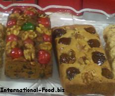 Fruitcake and Date and Nut Cake